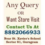 Any Query Call us at 8882066933..